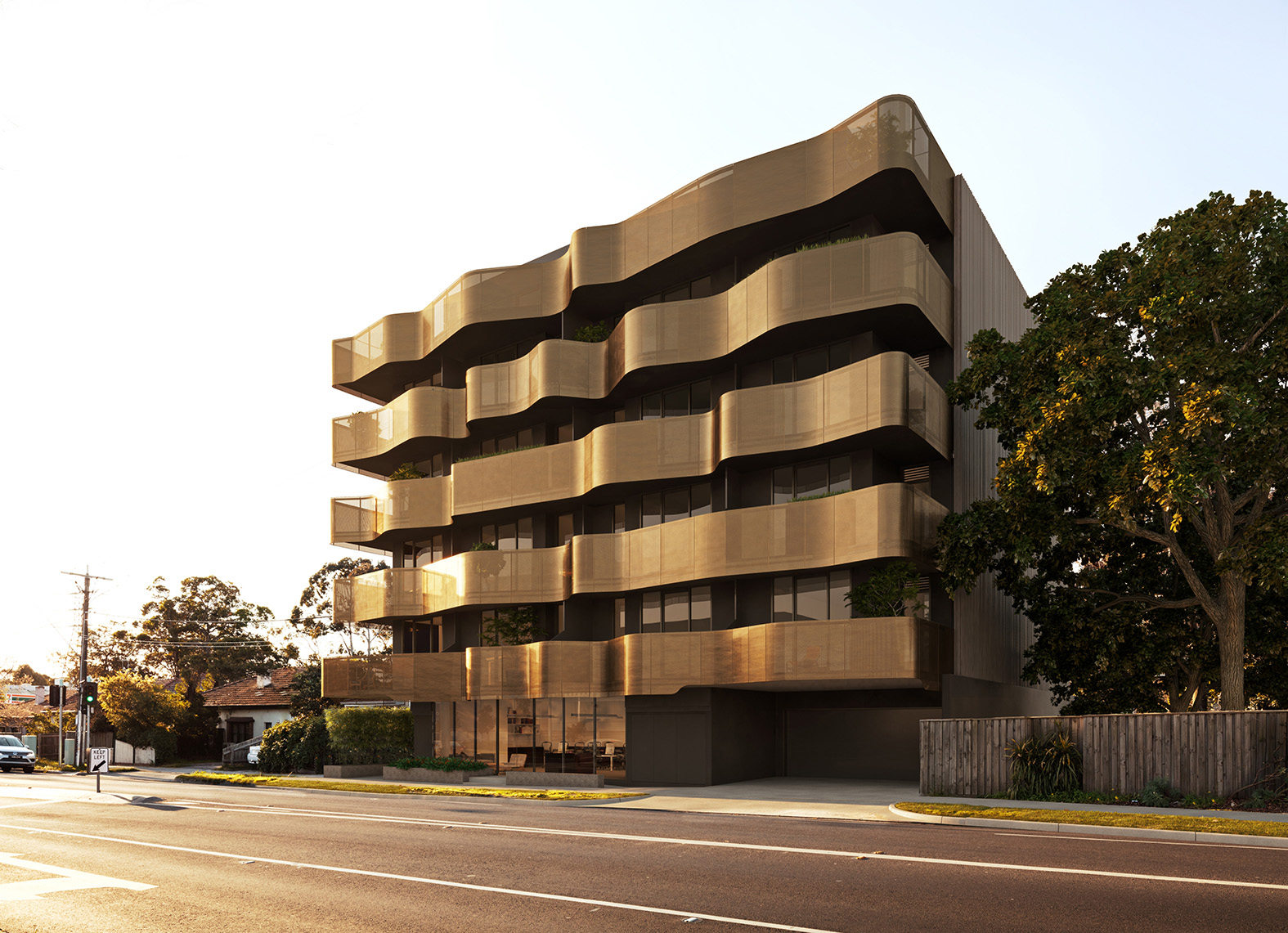 Rothelowman Architecture Melbourne, VIC Brasshouse