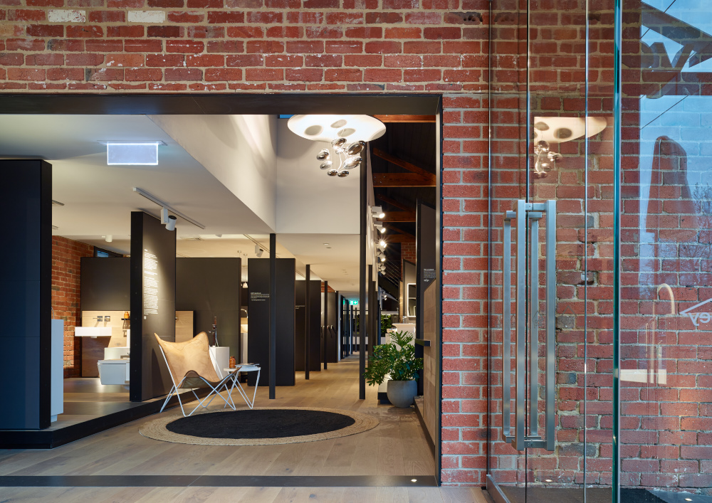 Interiors project in South Melbourne, VIC