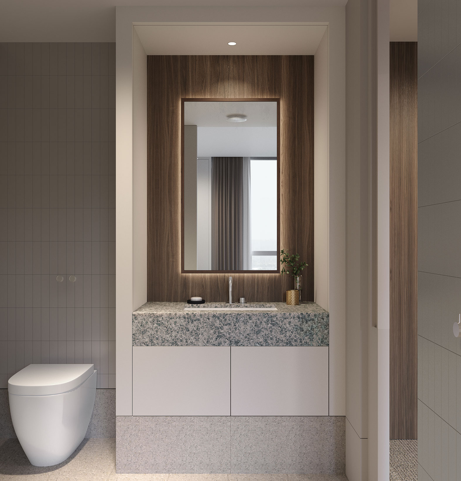 Commercial project in Richmond, VIC