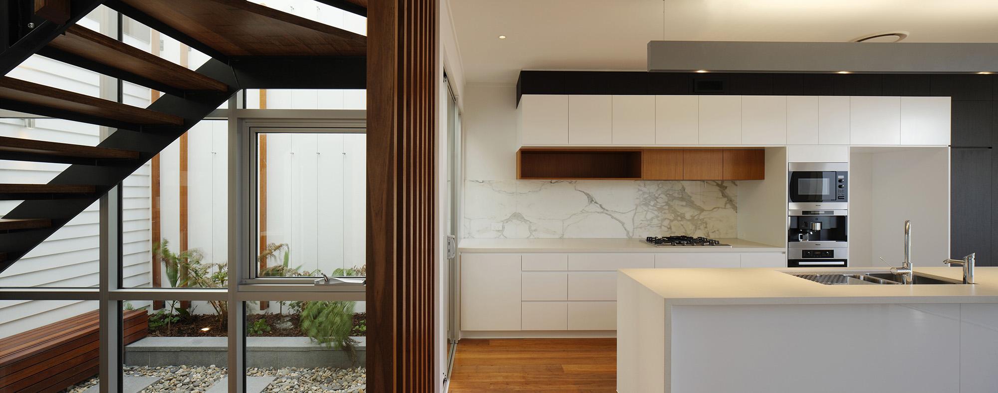 Interiors project in Hamilton, QLD