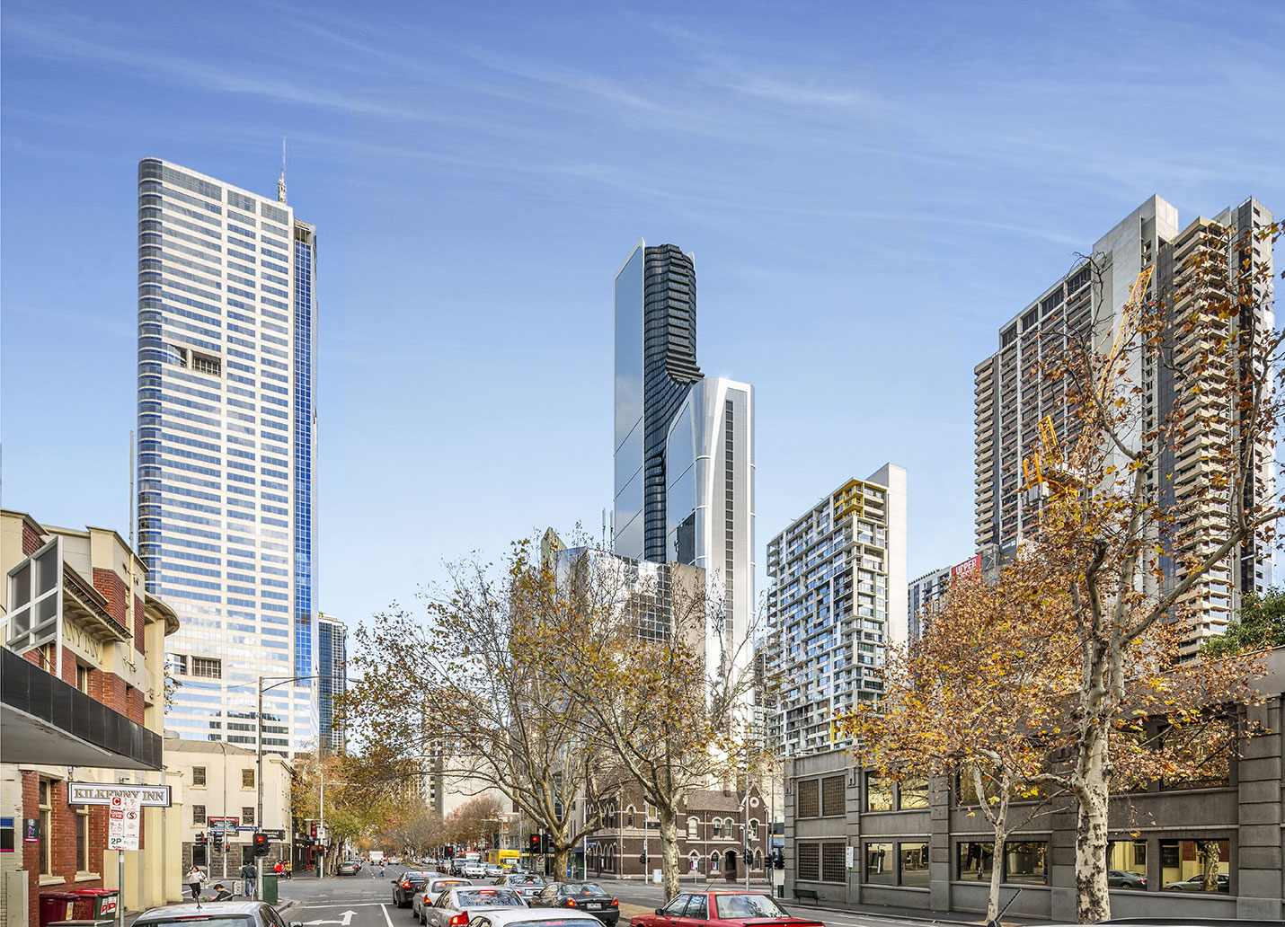 Rothelowman Architecture Melbourne, VIC 640 Bourke
