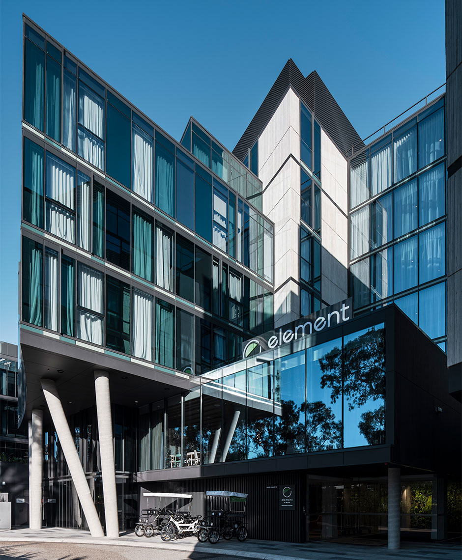 Rothelowman Architecture Richmond, VIC Element By Westin