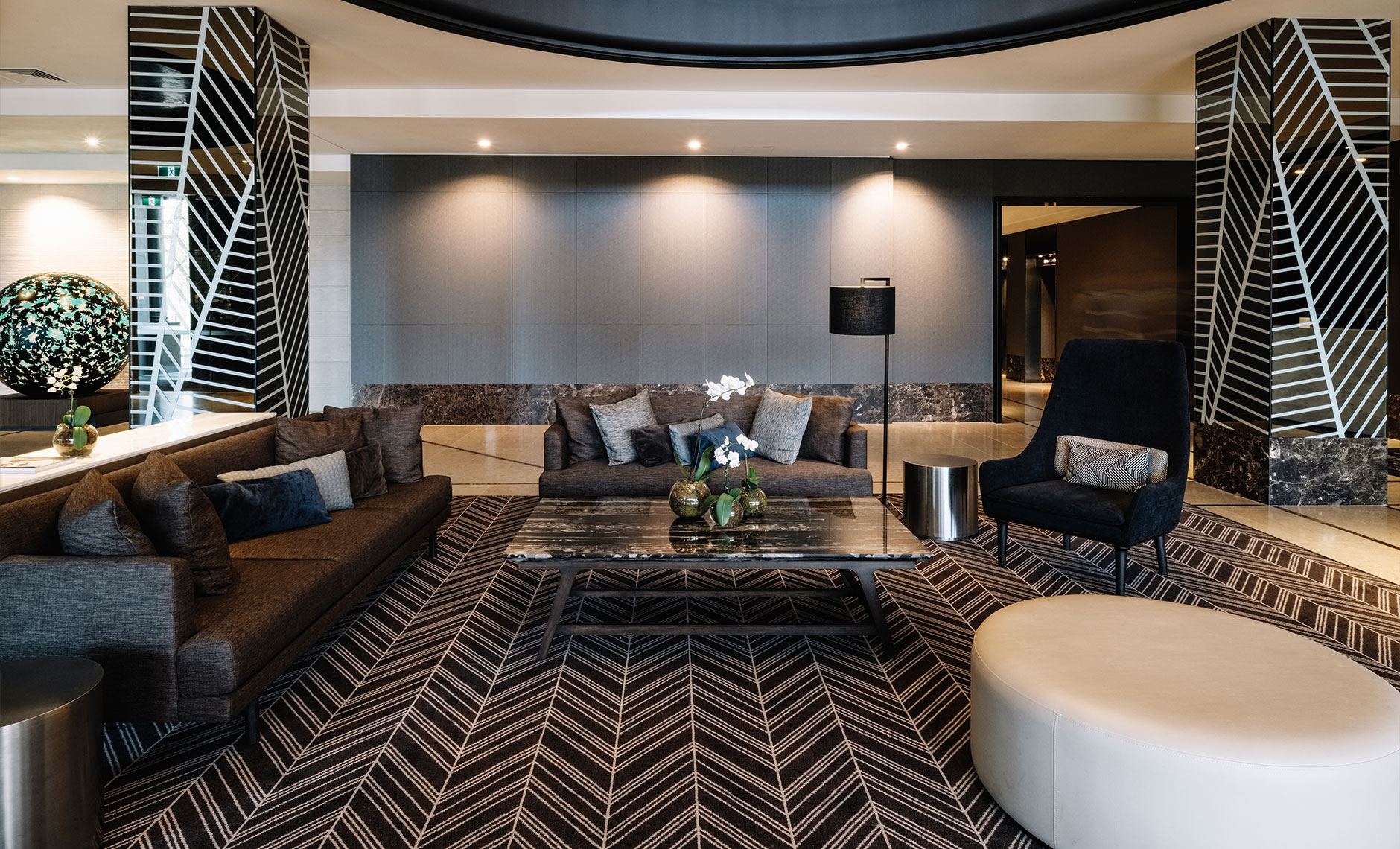 Rothelowman Hotels & Hospitality Melbourne, VIC Pullman Melbourne on the Park