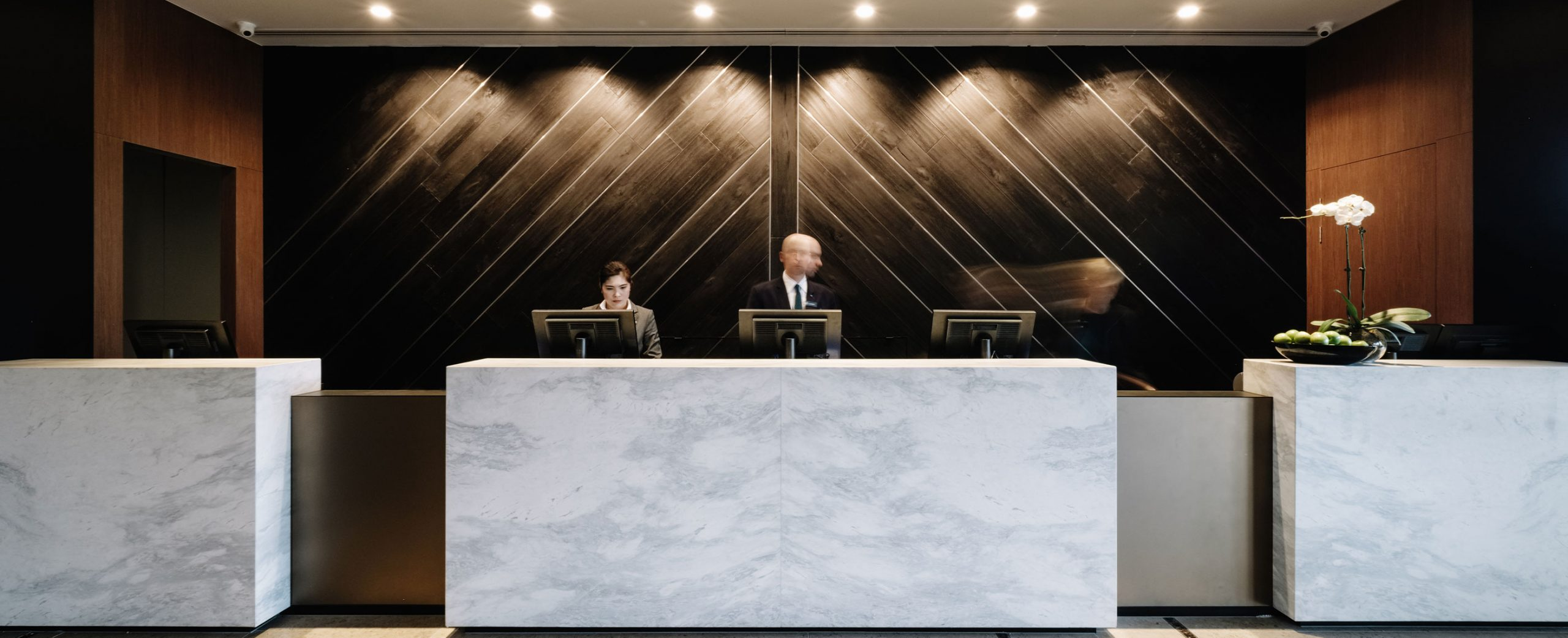 Pullman Melbourne on the Park Rothelowman Hotels & Hospitality project