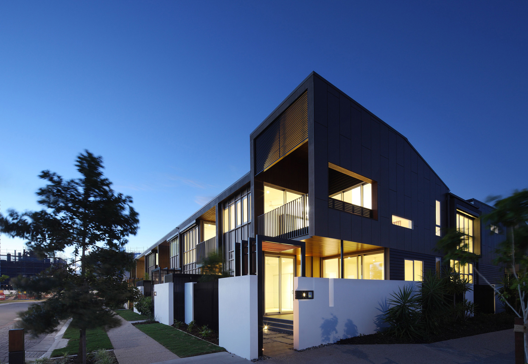 Green Quarter Rothelowman Architecture project