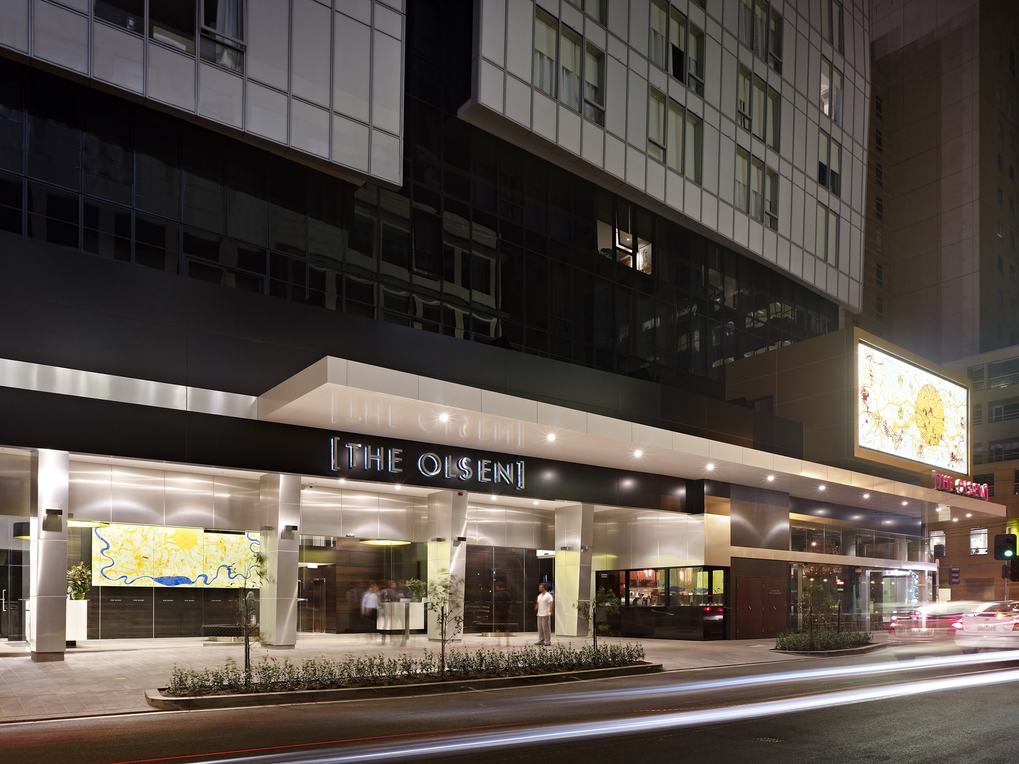 Olsen Hotel Rothelowman Architecture project