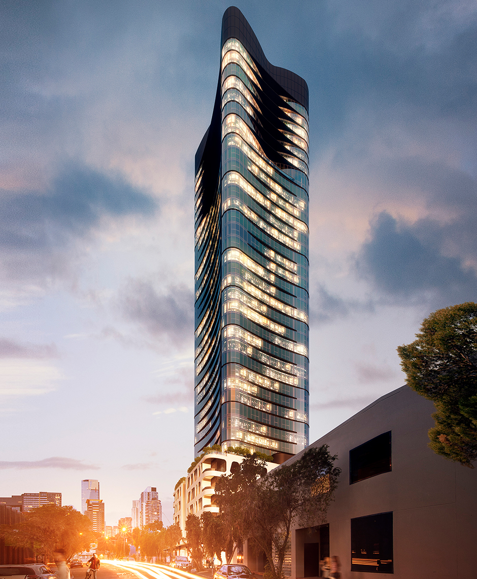 Mixed Use project in Fishermans Bend, VIC