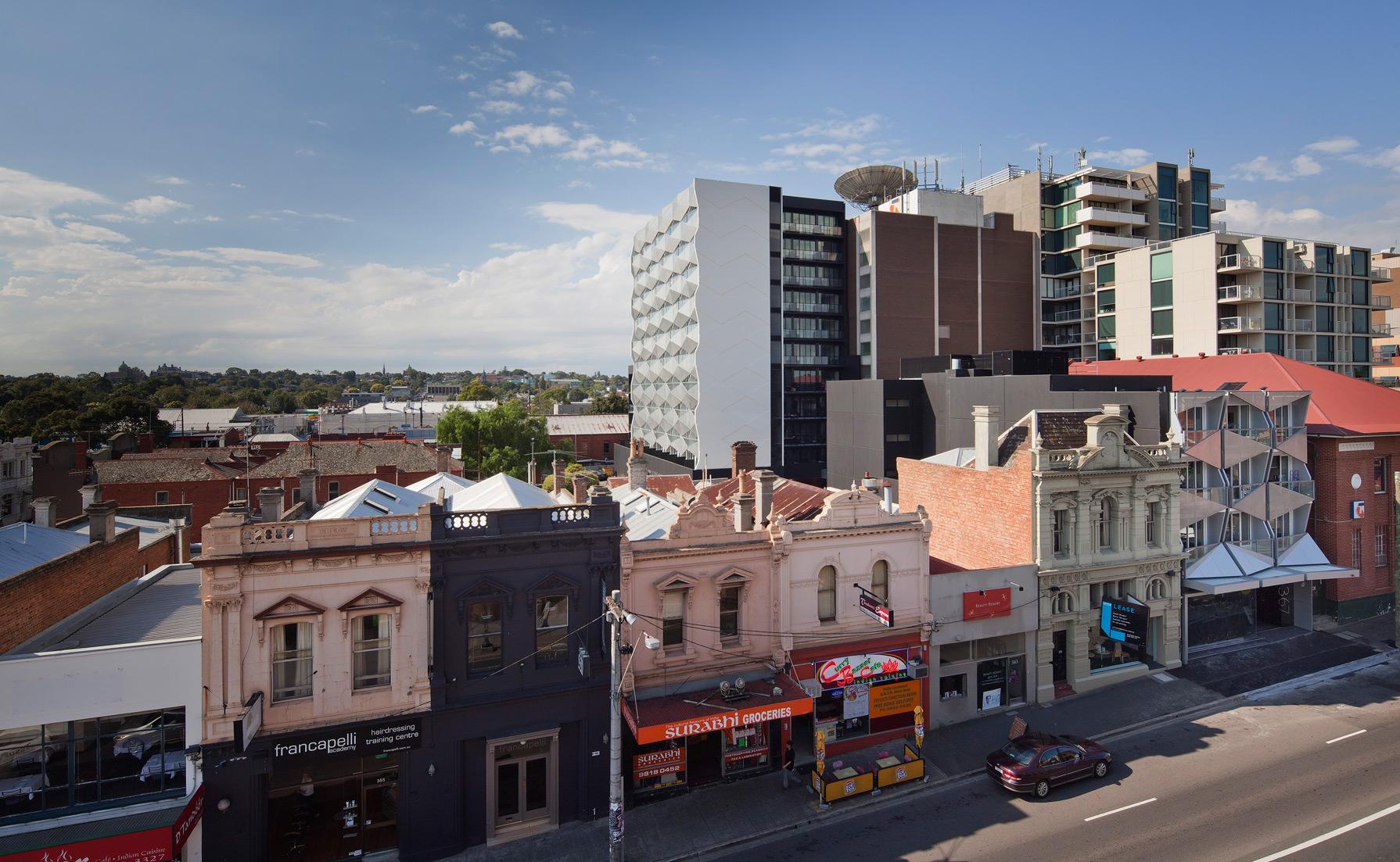 Rothelowman Architecture Melbourne, VIC Vivida