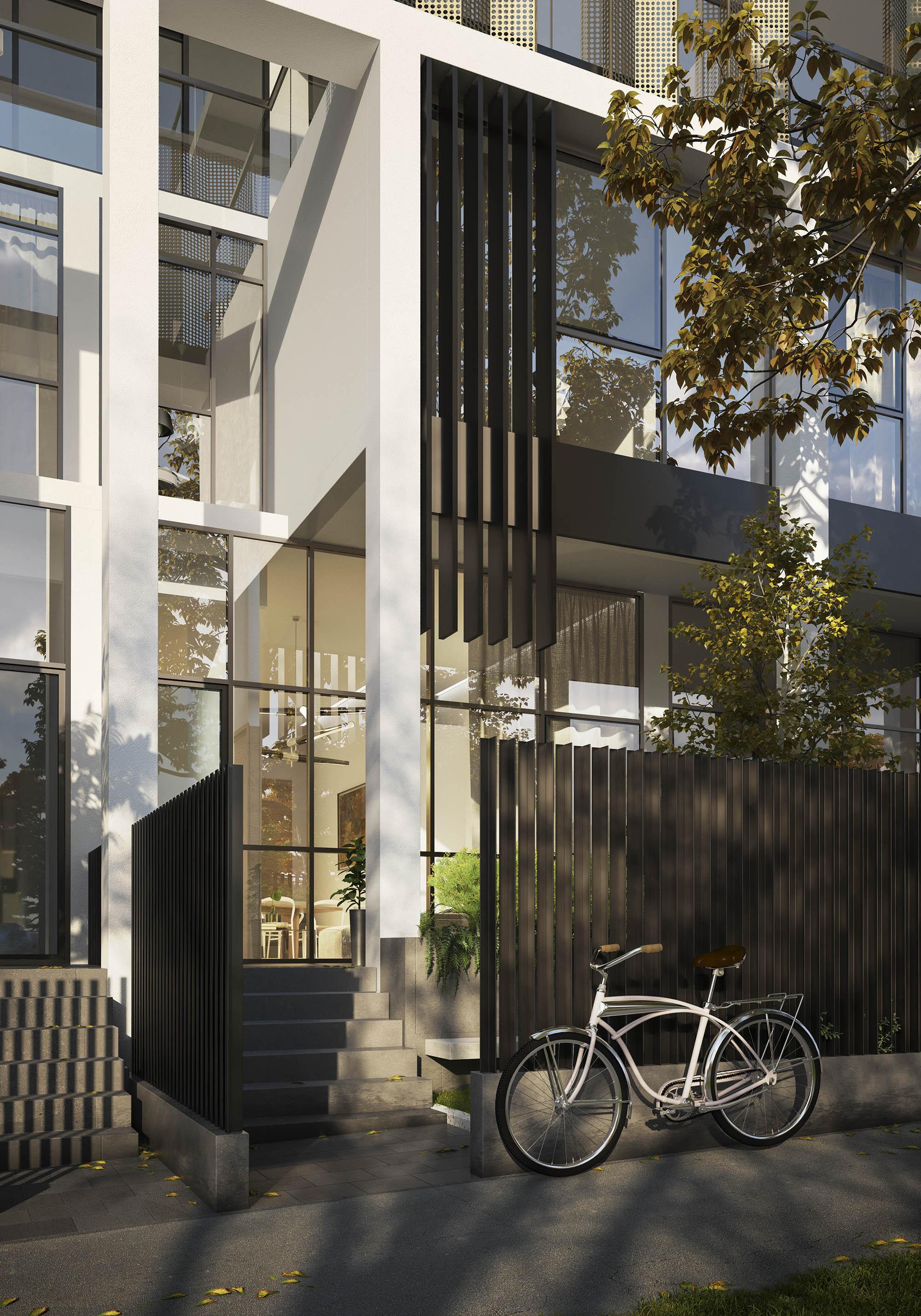 Rothelowman Architecture Oakleigh, VIC OROS