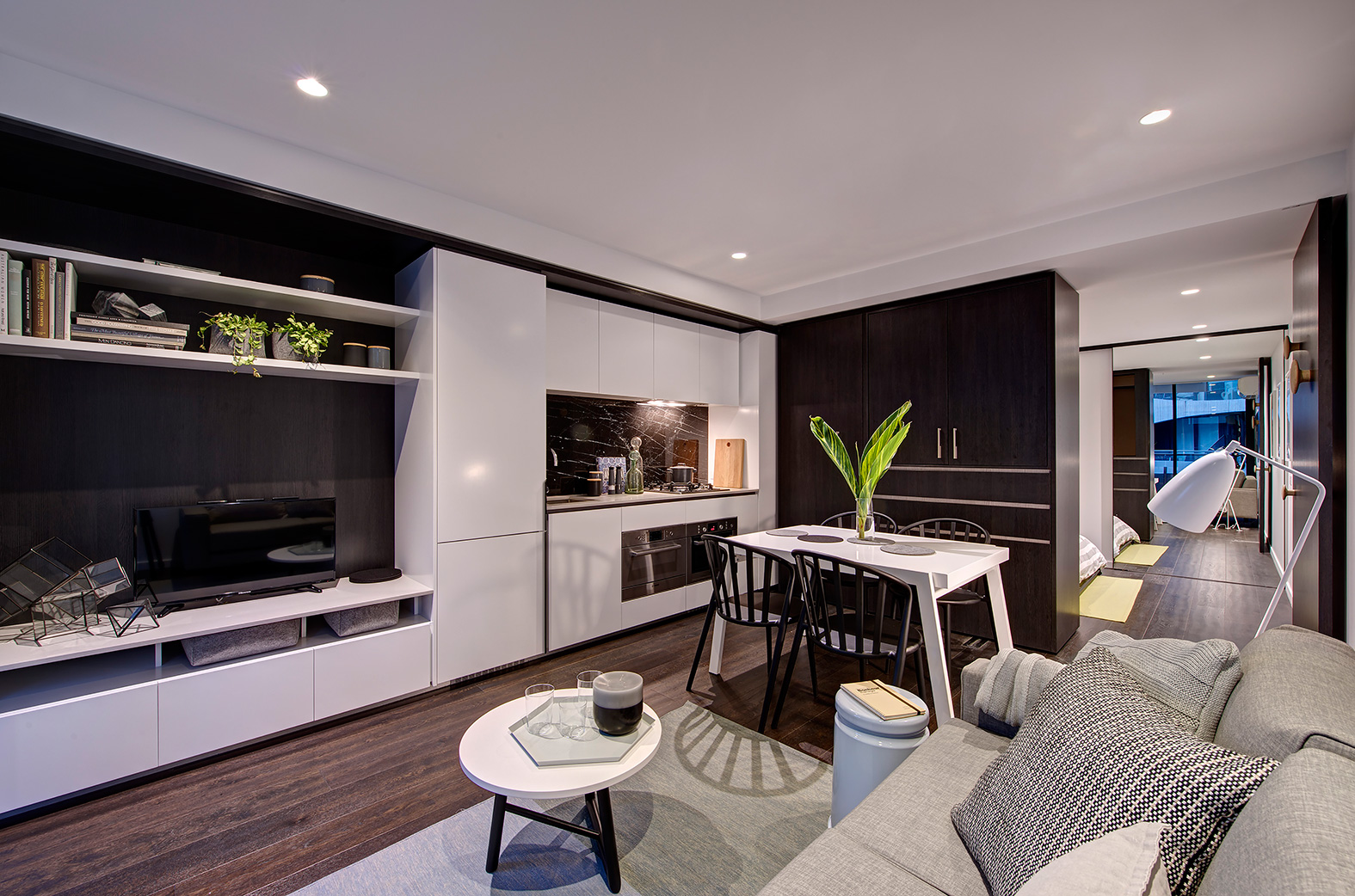 Interiors project in Melbourne, VIC