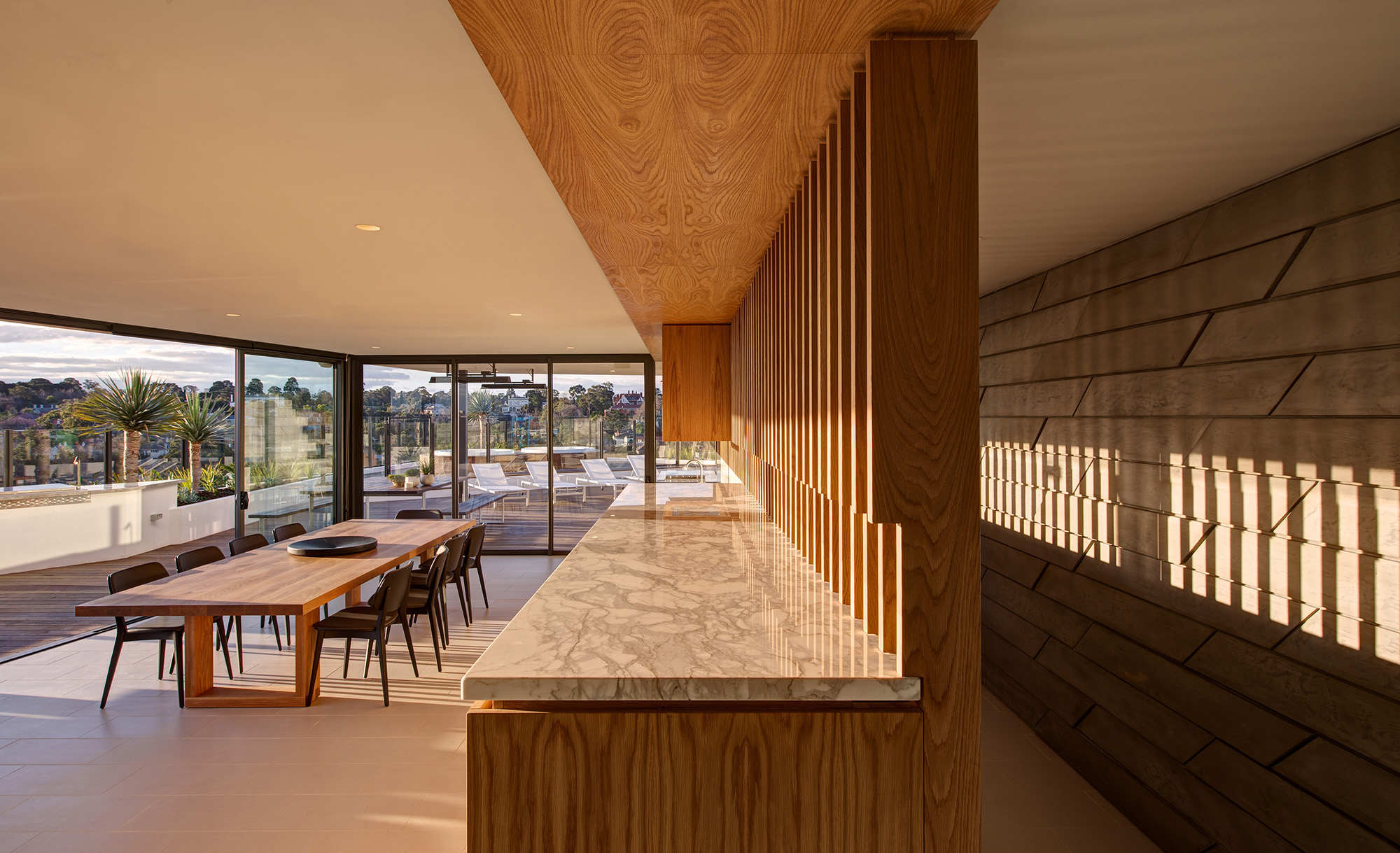 Rothelowman Architecture Melbourne, VIC Eden Haven Sanctuary