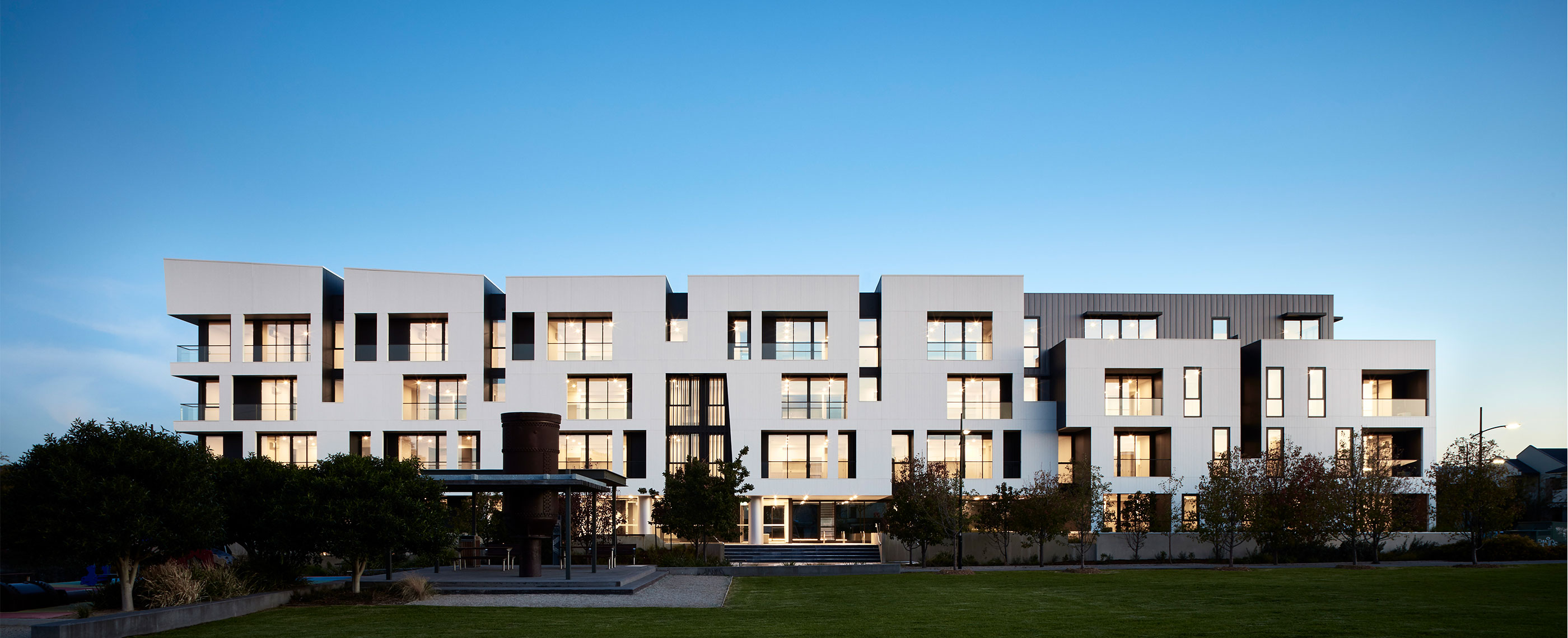 Botanica Apartments Rothelowman Architecture project