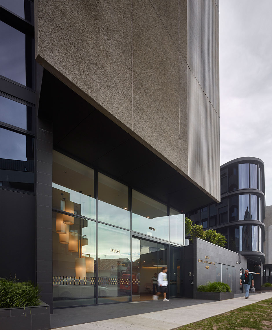 Rothelowman Architecture Essendon, VIC Collins & Queen