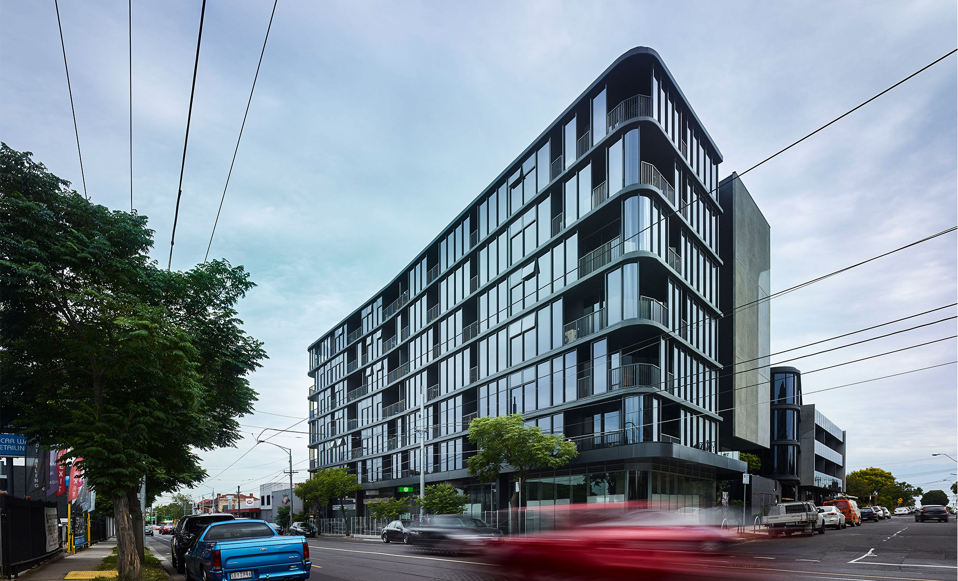 Mixed Use project in Essendon, VIC