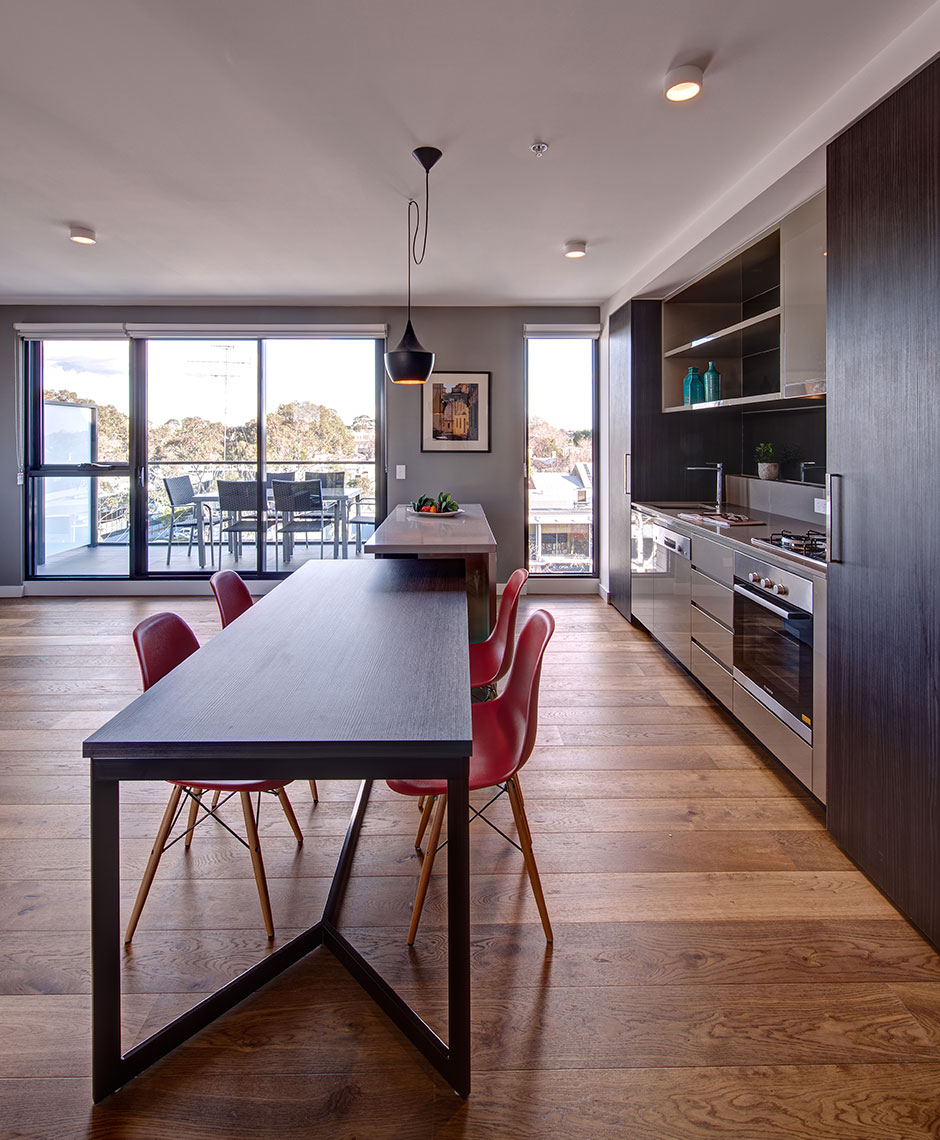 Rothelowman Architecture Hawthorn, VIC RIVA
