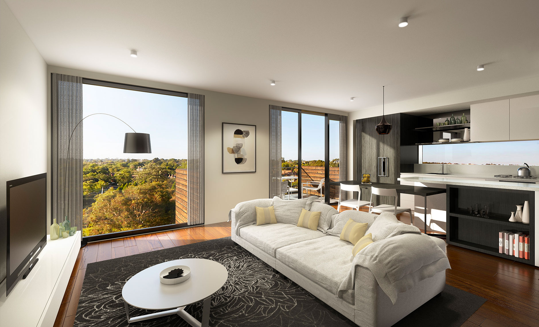 Multi-Residential project in Hawthorn, VIC