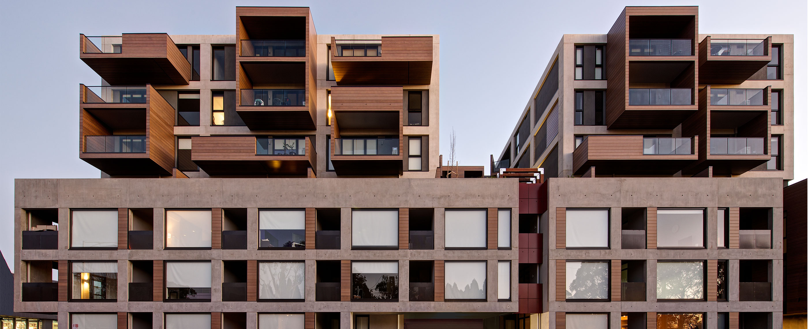 RIVA Rothelowman Architecture project