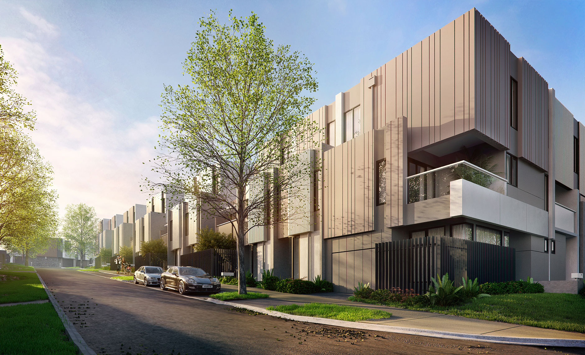 Rothelowman Architecture Doncaster VIC Williamsons Road