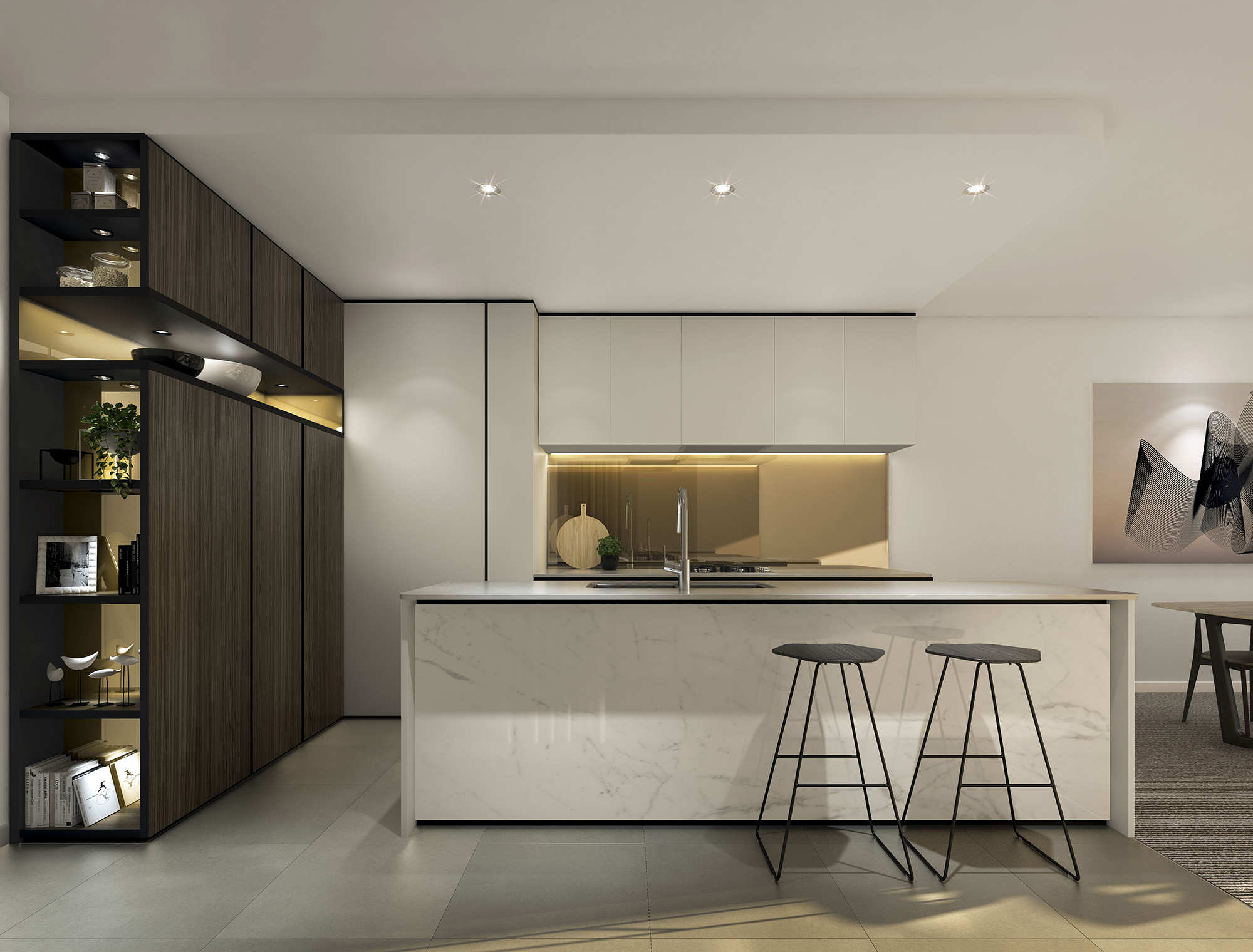 Multi-Residential project in Brisbane, QLD