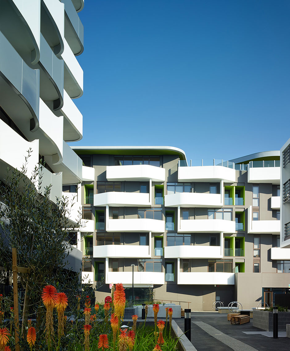 Multi-Residential project in Brunswick East, VIC