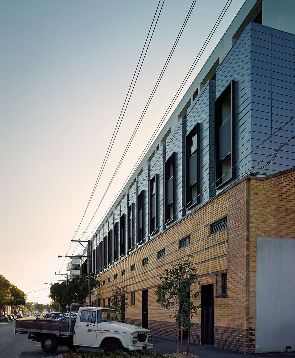 Rothelowman Architecture Brunswick East, VIC Tip Top