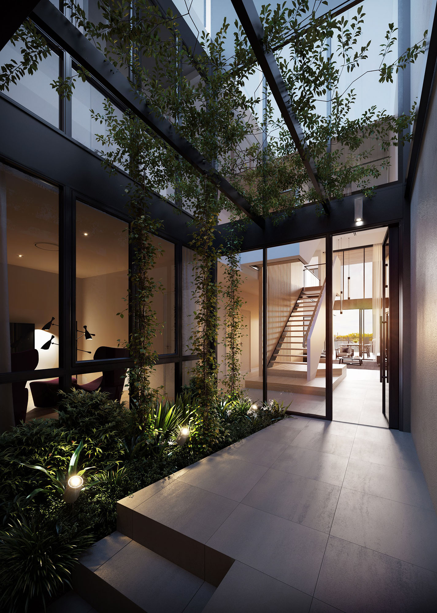 Multi-Residential project in Hamilton Reach, QLD