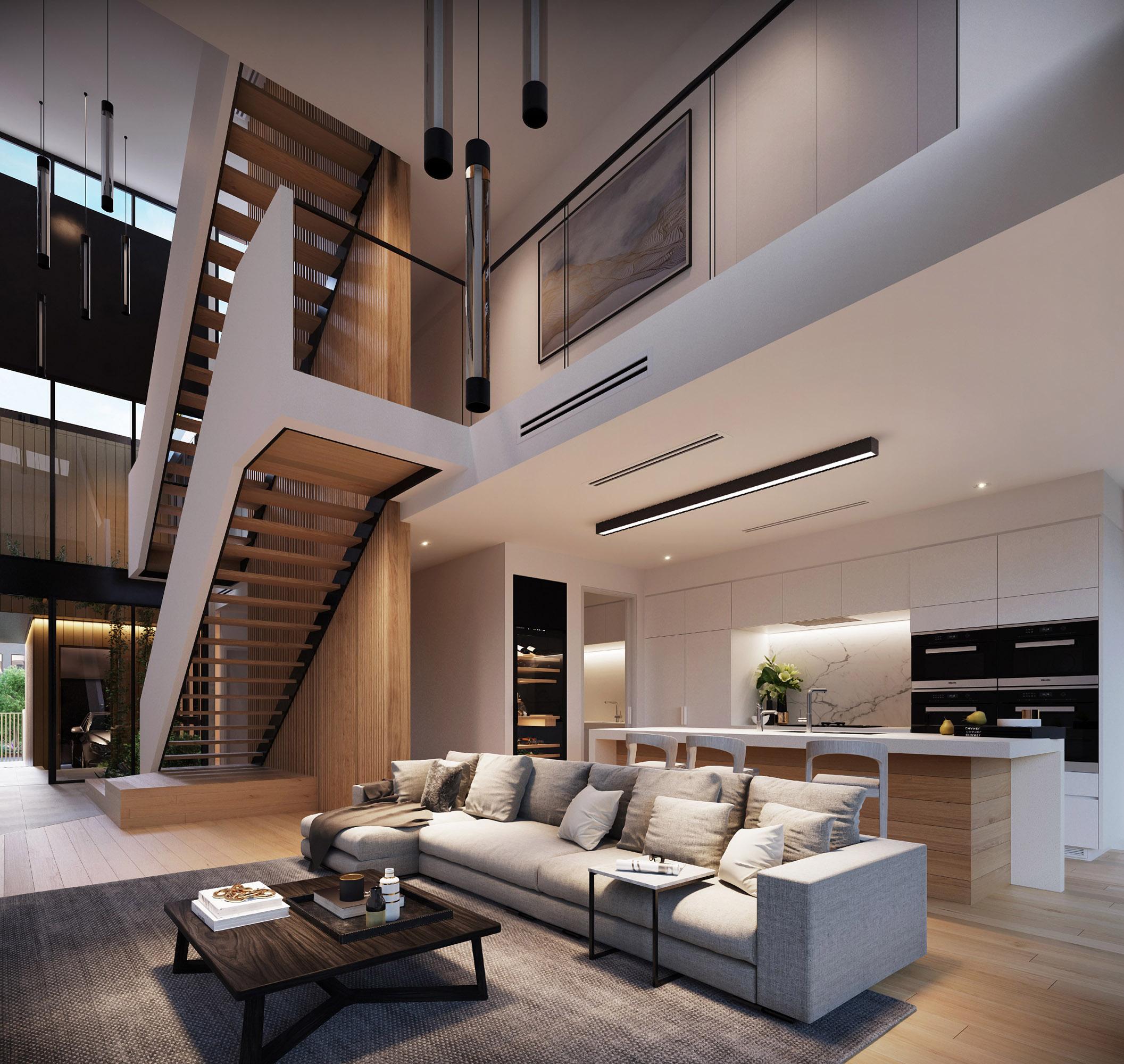 Multi-Residential project in Hamilton Reach, QLD