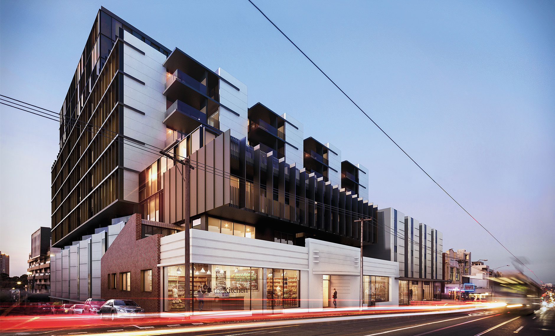 Multi-Residential project in Richmond, VIC
