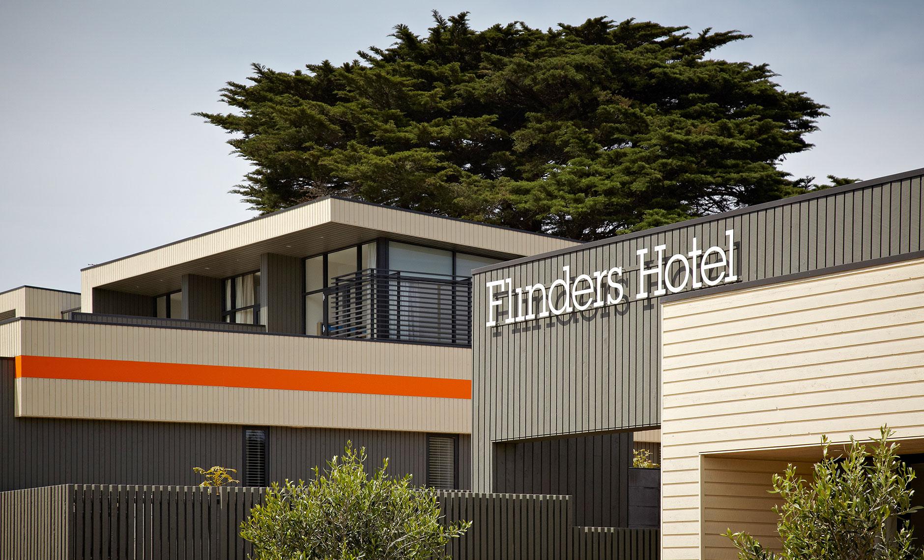 Rothelowman Architecture Flinders, VIC Flinders Hotel
