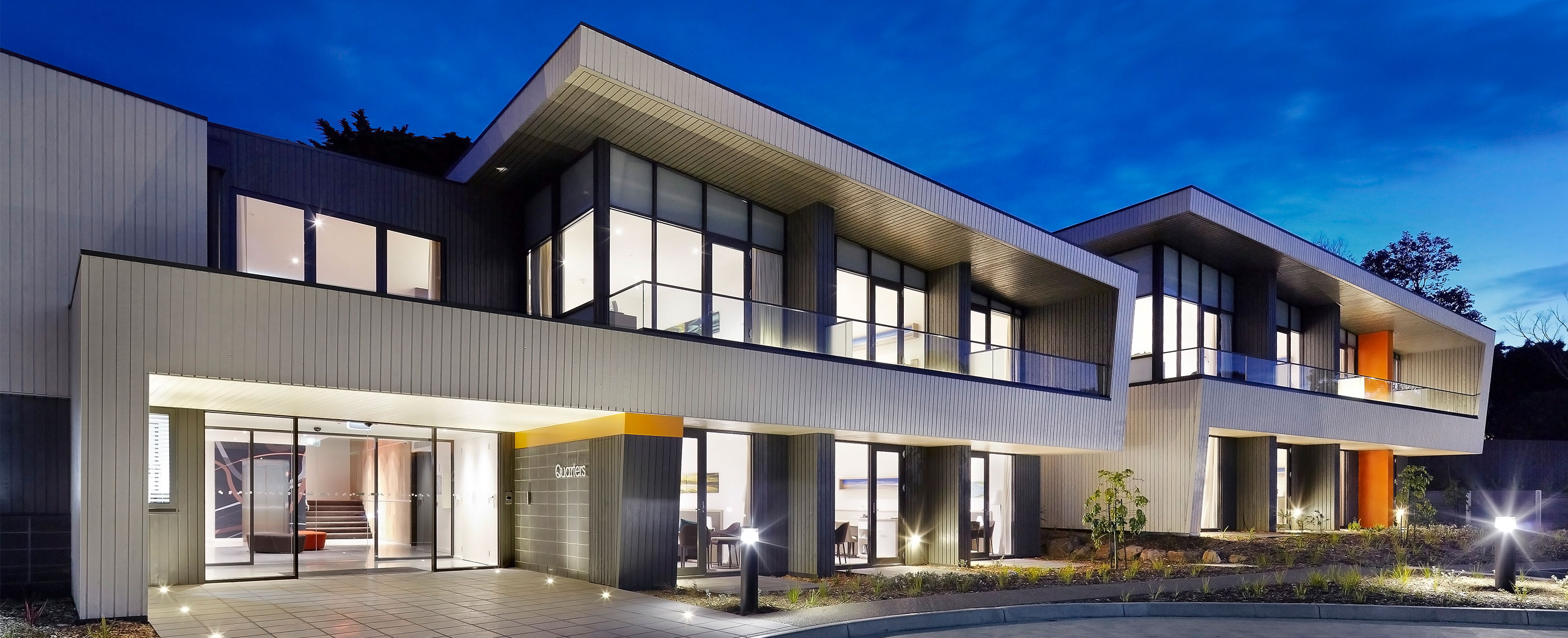 Flinders Hotel Rothelowman Architecture project