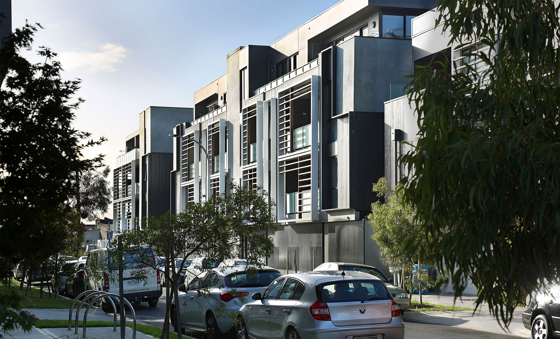 Rothelowman Architecture Northcote, VIC The Cotery