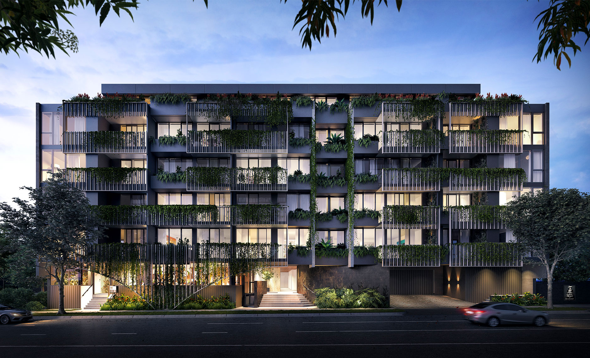 Rothelowman Architecture Hawthorn VIC Toorak Road