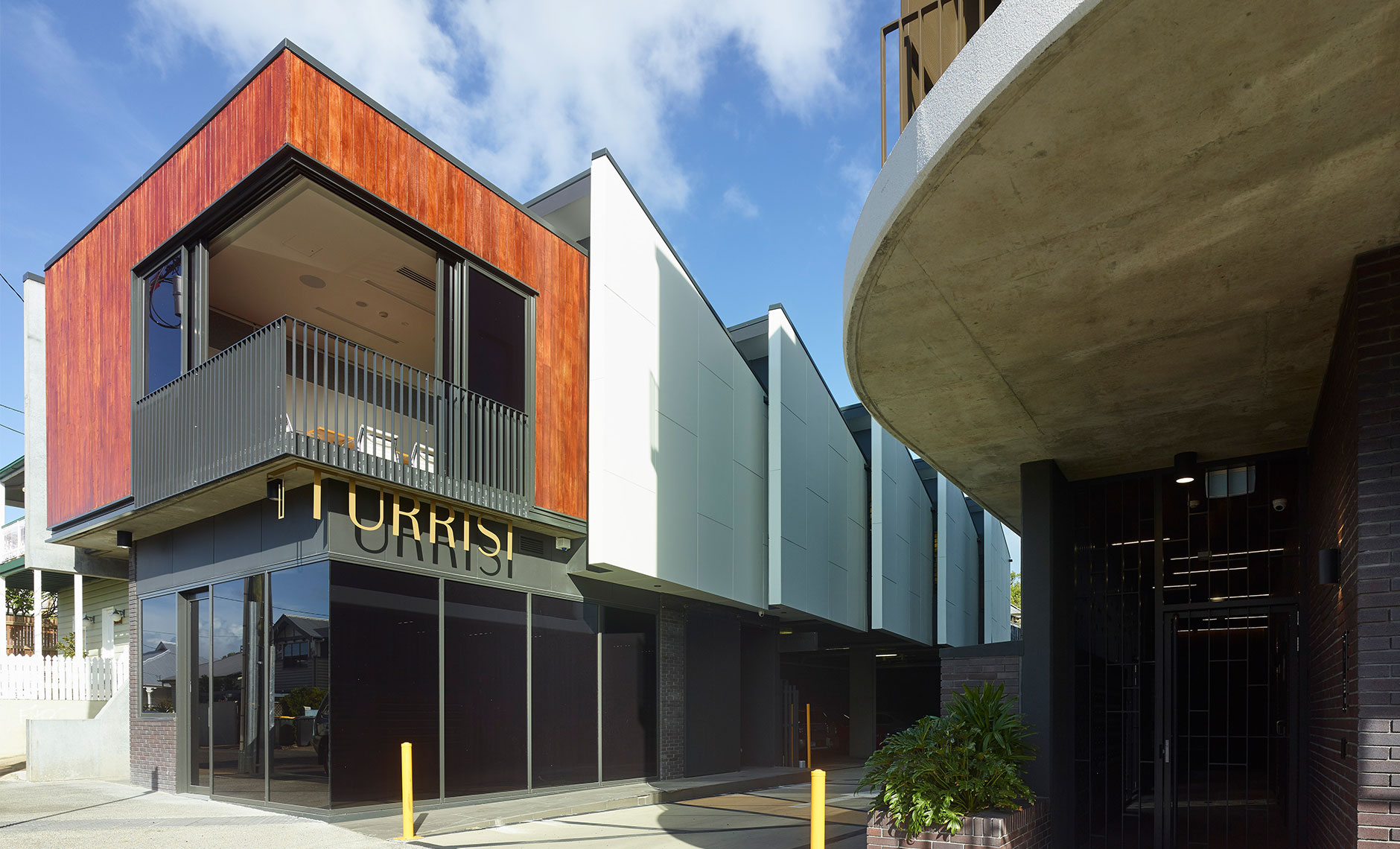 Rothelowman Architecture West End, QLD Turrisi Properties