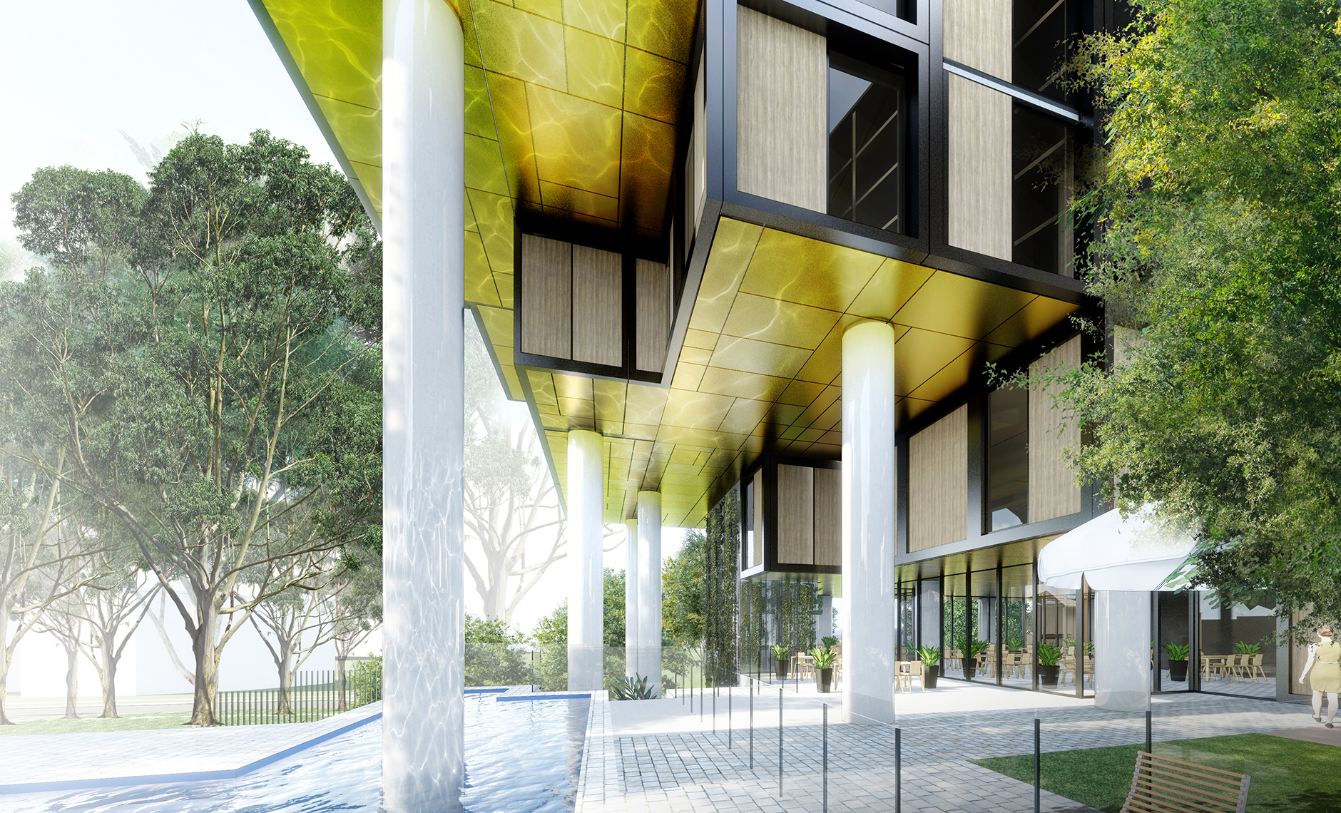 Student Accomodation project in Maquarie Park NSW