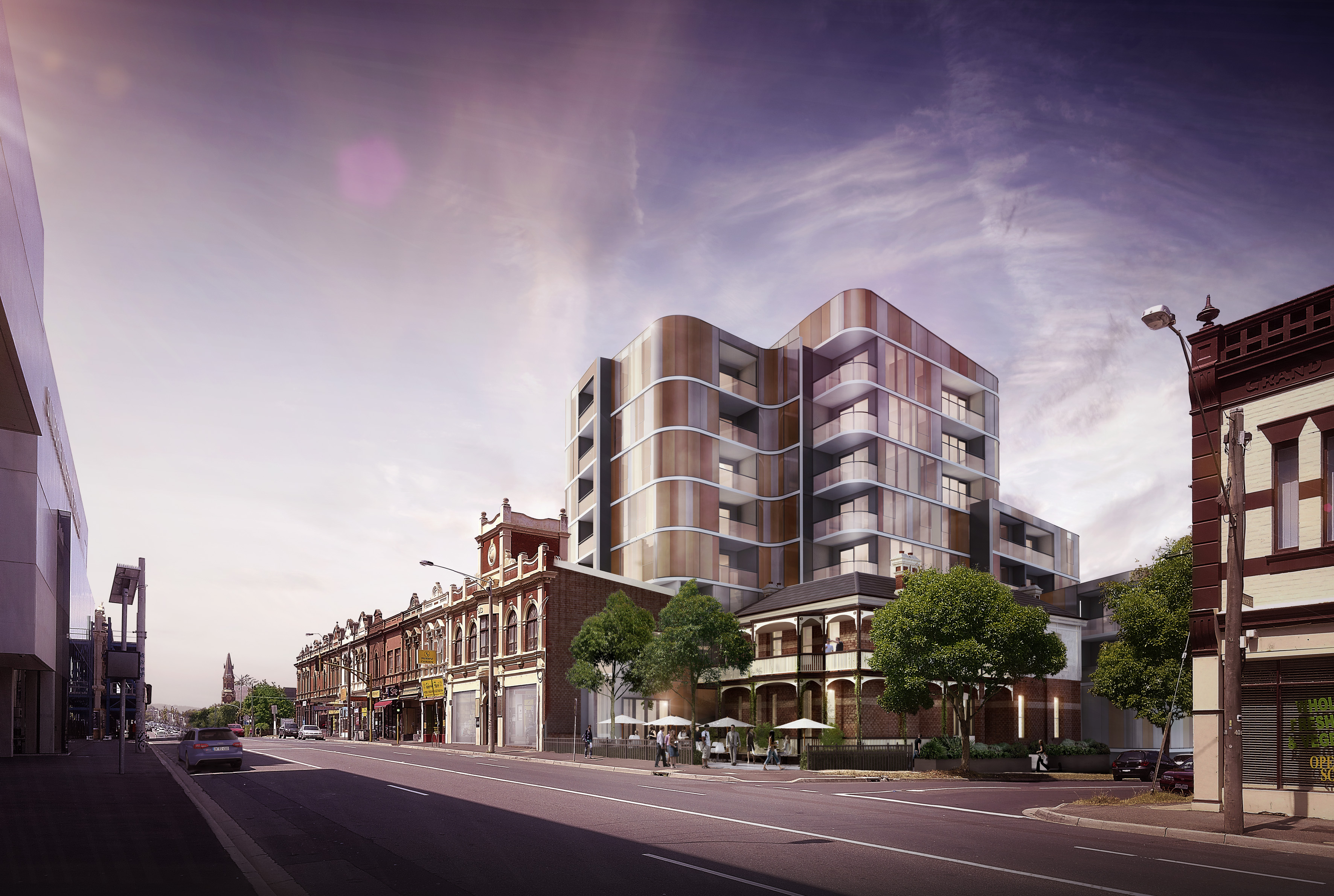 Image for Rothelowman project Hawthorn Hill