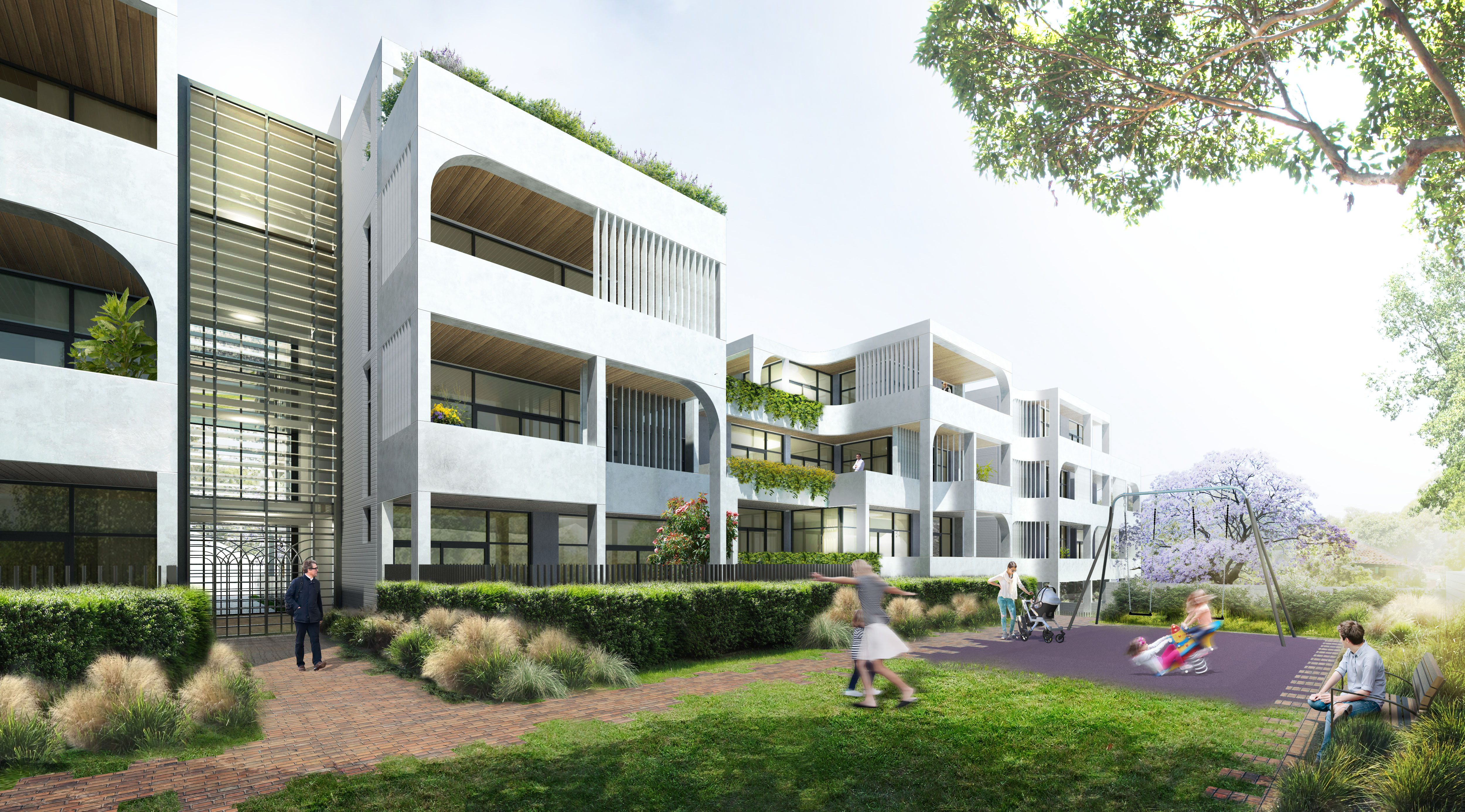 Multi-Residential project in Chatswood, NSW