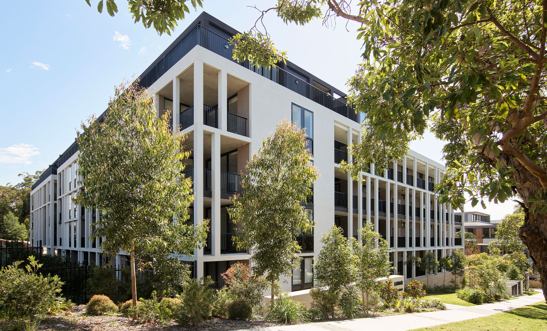 Rothelowman Architecture Jannali, NSW Lunar