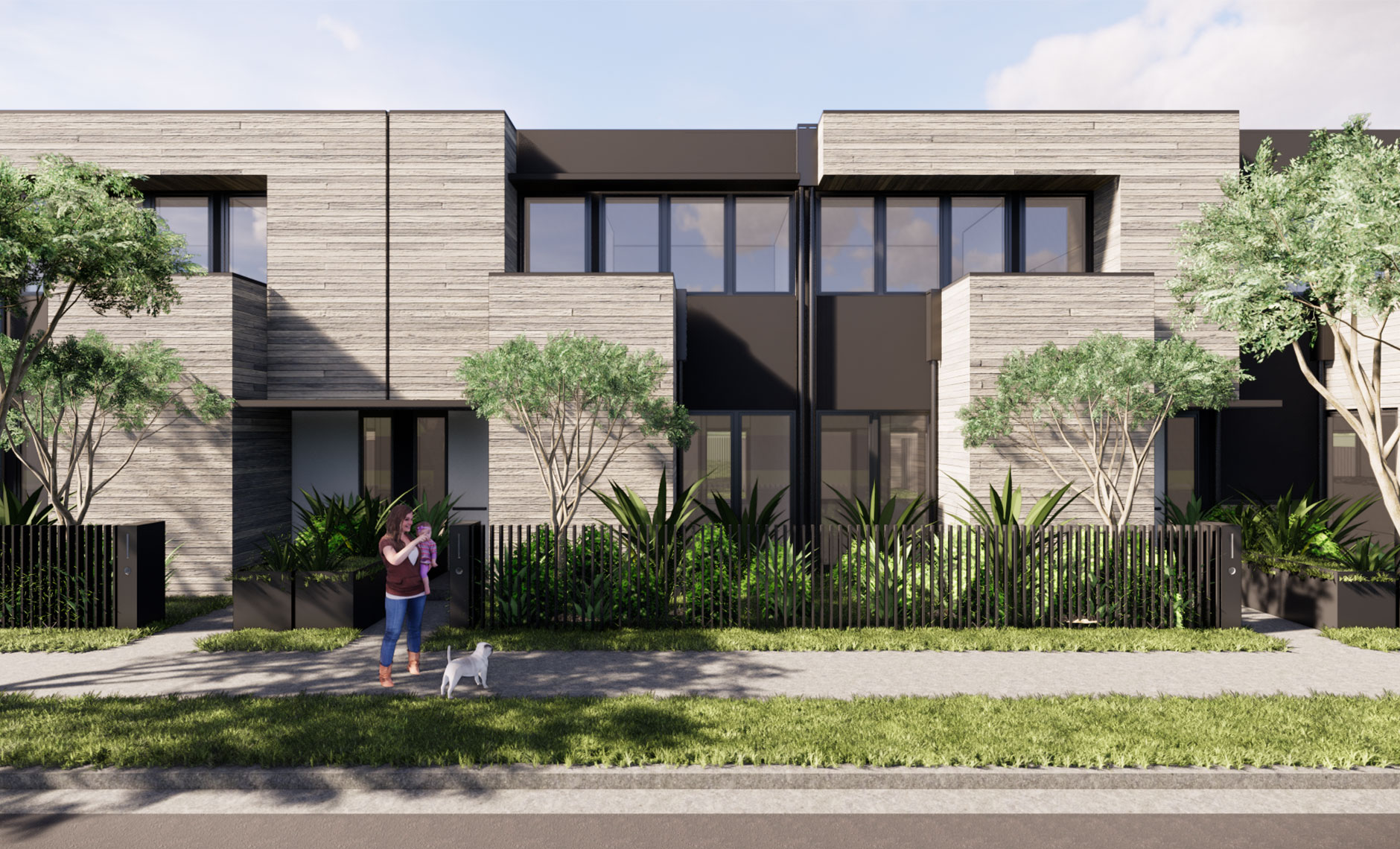 Image for Rothelowman project SOHO Living Townhouse Project