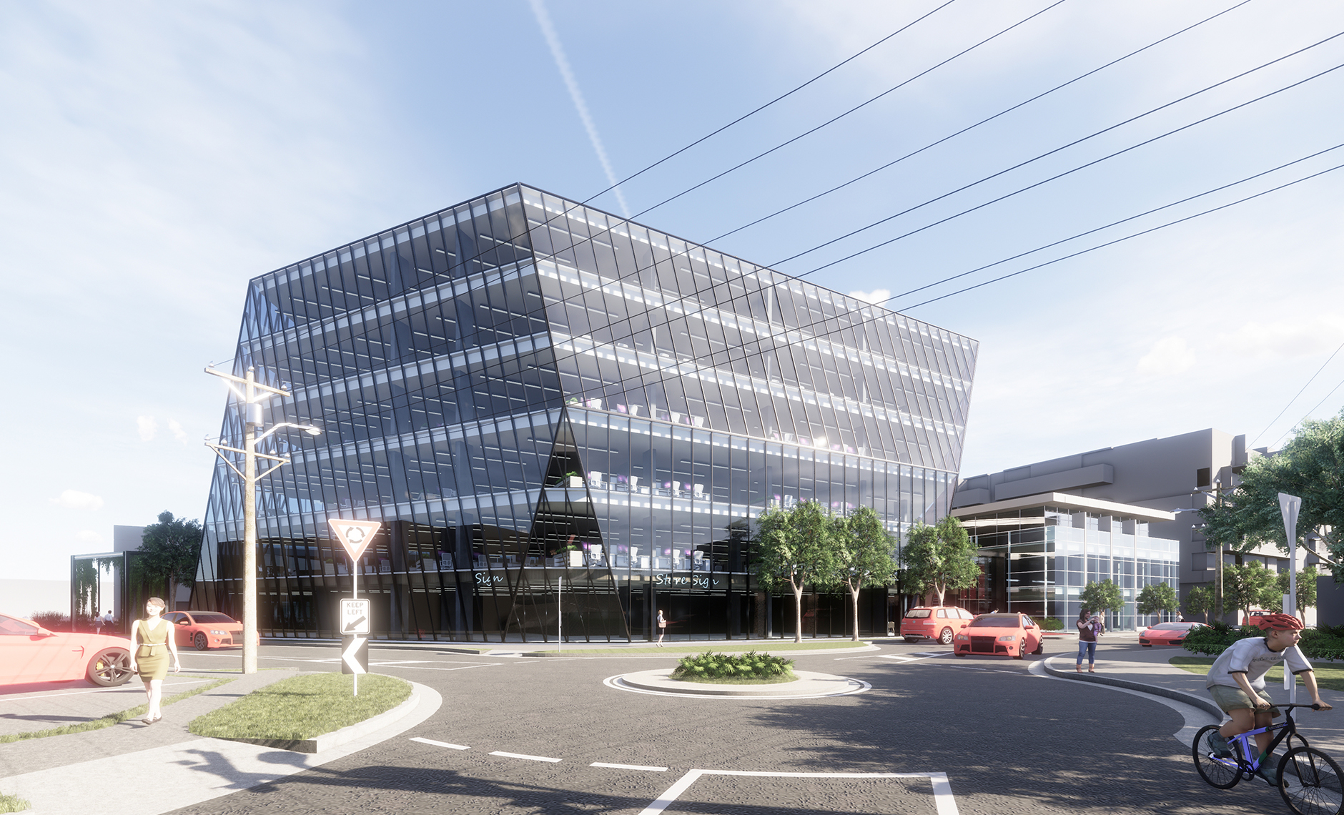 Commercial project in Hawthorn East VIC