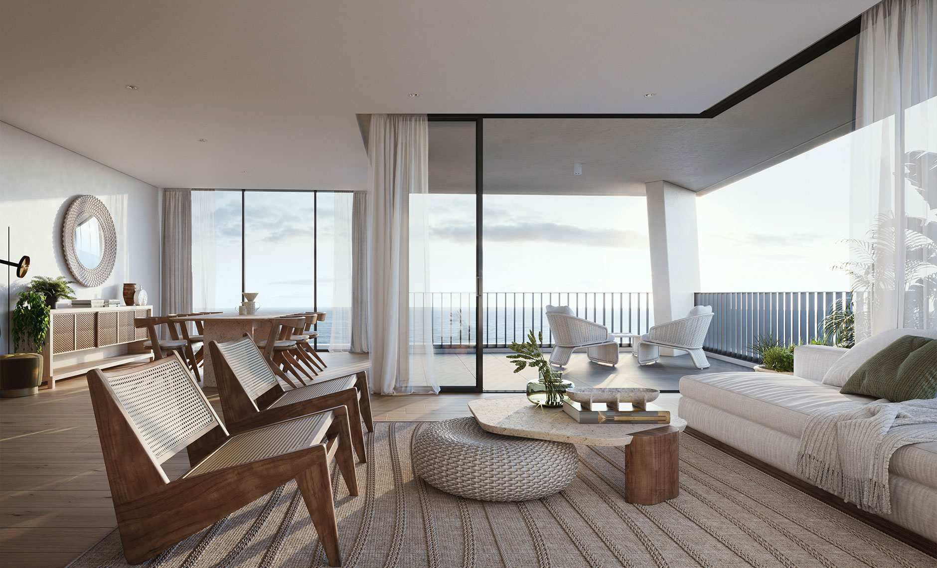 Rothelowman Architecture Mermaid Beach, QLD Bela
