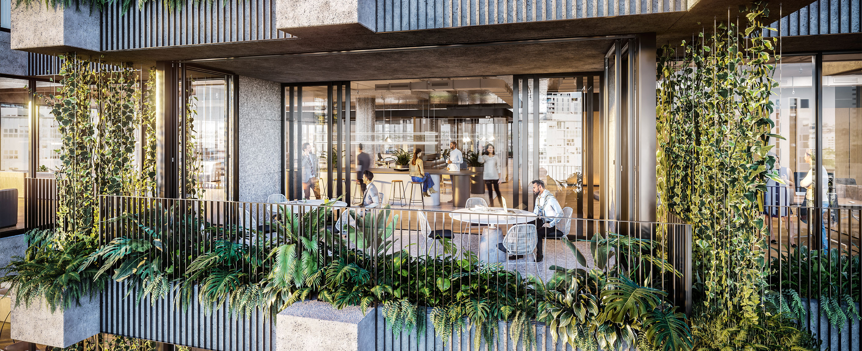 Stratton Street Rothelowman Architecture project