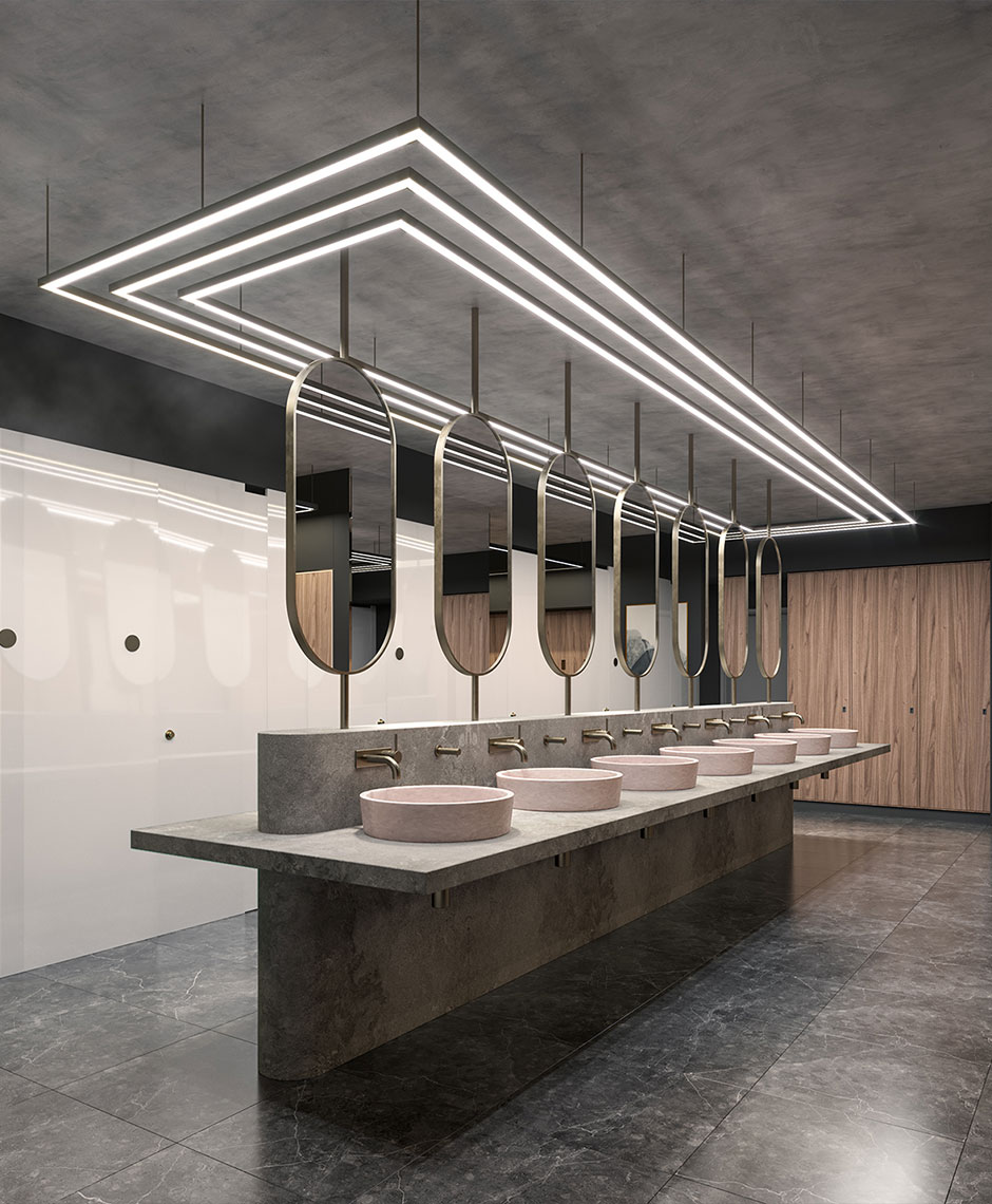Commercial project in Newstead, QLD