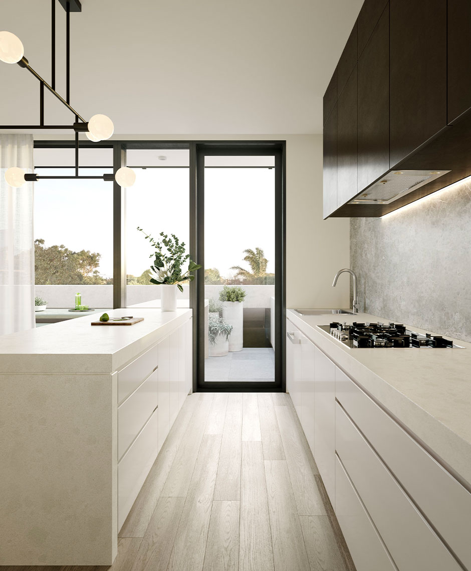 Interiors project in Sandringham, VIC