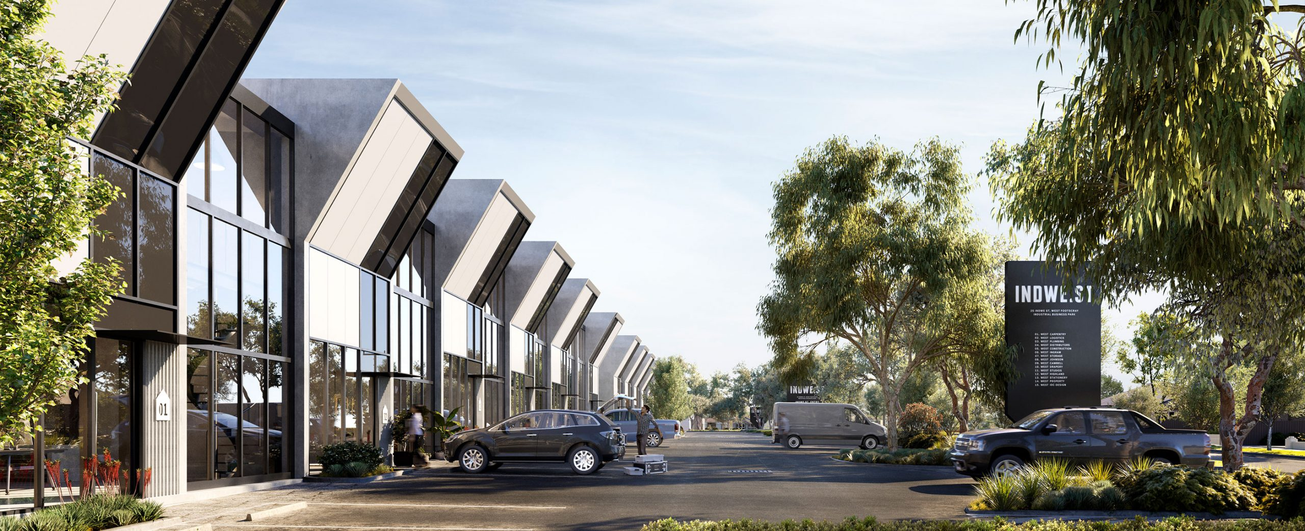 Indwe Park Rothelowman Architecture project
