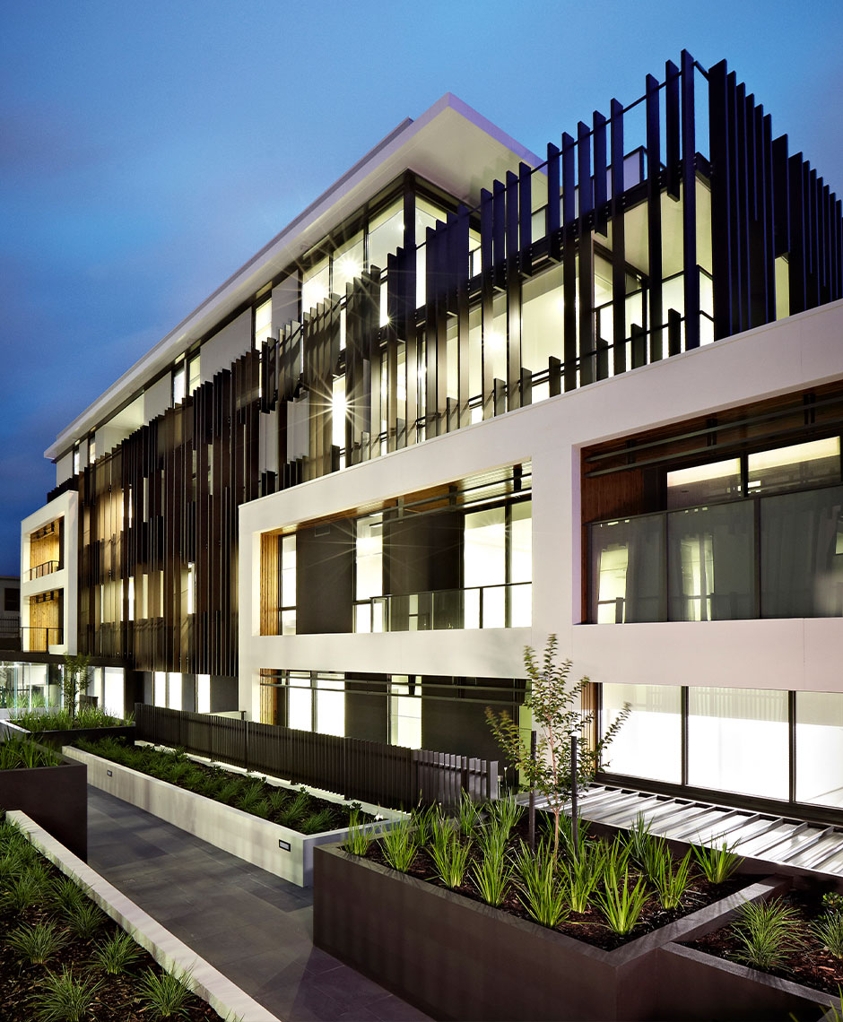 Rothelowman Architecture Elsternwick VIC Linea 8