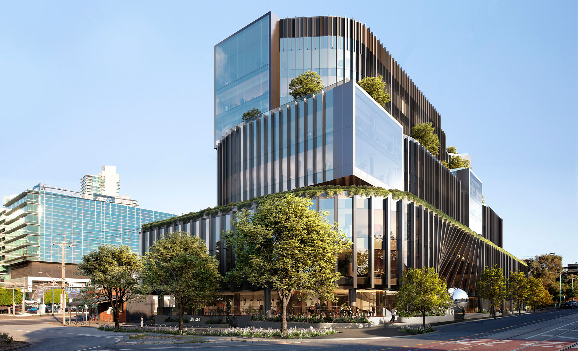 Rothelowman Architecture South Melbourne, VIC Eleven Eastern