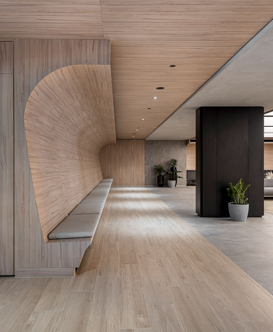 Rothelowman Architecture South Melbourne, VIC 101 Moray