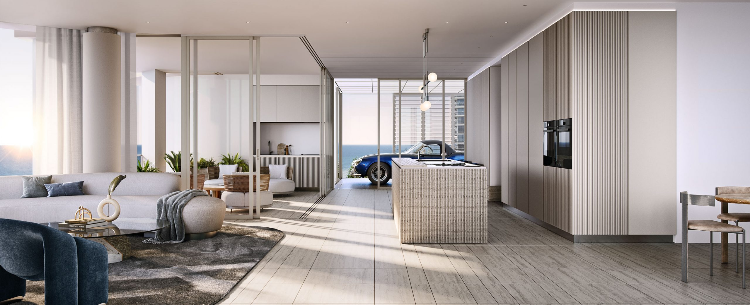 The Monaco Rothelowman Architecture project