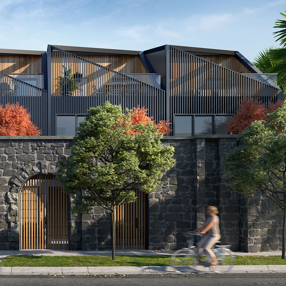 Image for Rothelowman project Yarraville Place