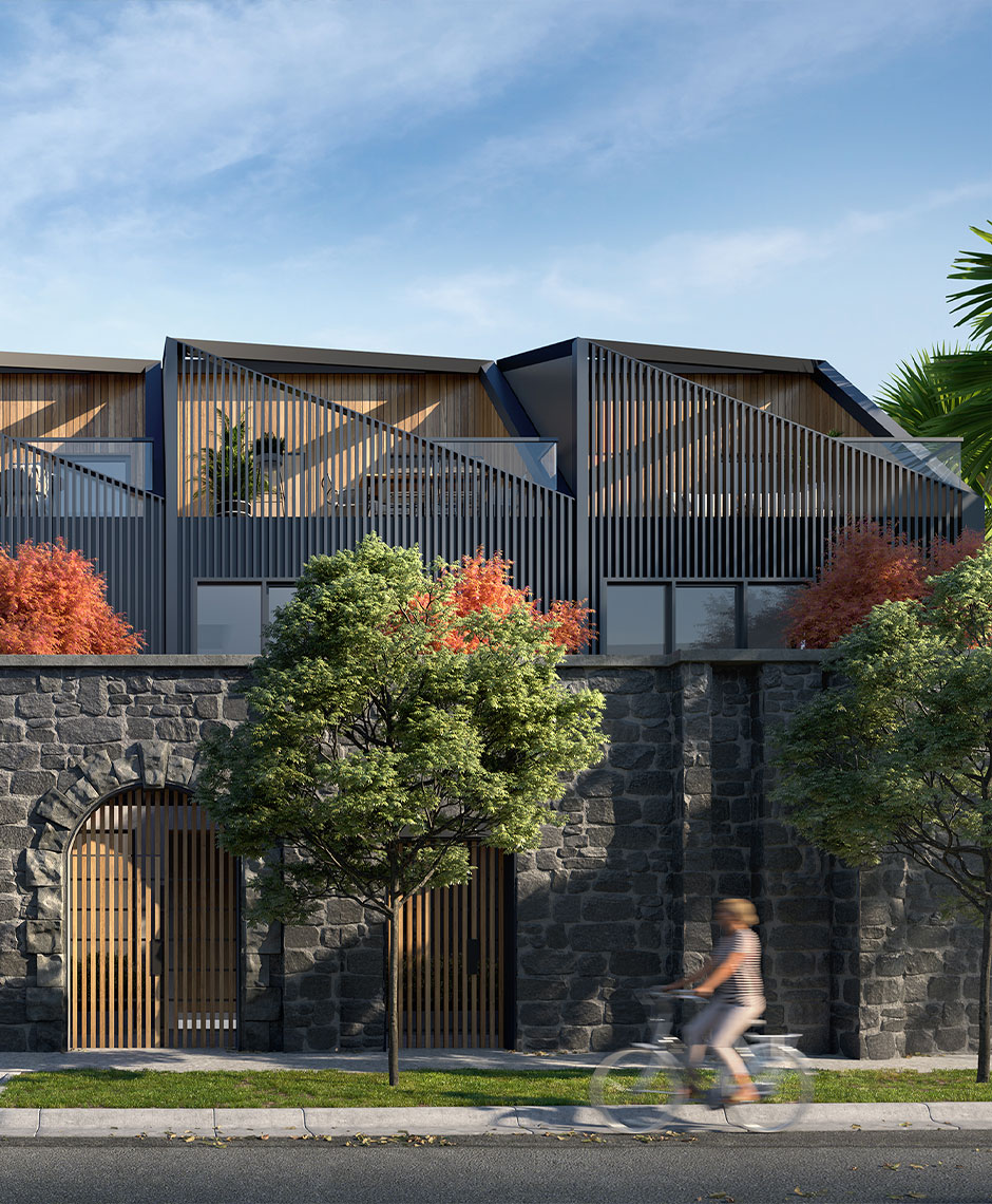 Rothelowman Architecture Yarraville, VIC Yarraville Place